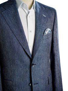 Casual-Sakko nach Maß, Maßbekleidung